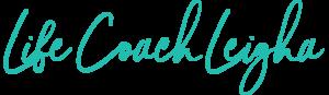 Life Coach Leigha Logo